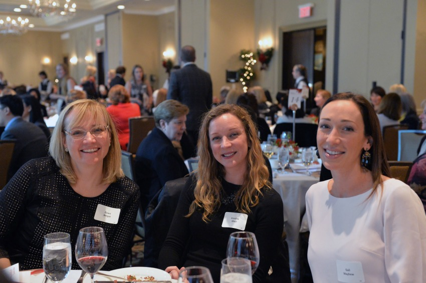 <who>Photo Credit: WAMS</who> WAMS luncheon