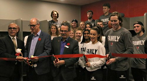 VIDEO: New locker rooms unveiled for OC basketball teams