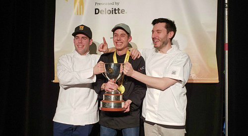 Canadian Culinary Championships leaving Kelowna after 9 years