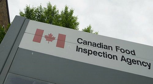 Canadian food inspectors found faults with nearly 900 products from China over 2-year period