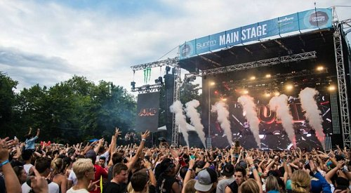 Kelowna's Center of Gravity music festival calls it quits for 2019
