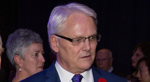 Former BC Premier's new job on hold following sexual assault allegations