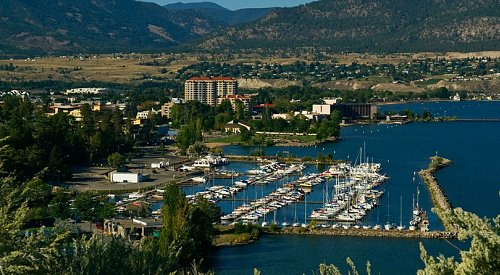 Water skier seriously hurt in Penticton after feet caught by boat's propeller