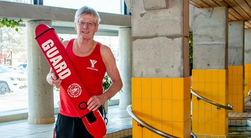 How this Kelowna resident pursued his passion at the YMCA — and how you can, too