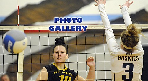 Distinct Kelowna-area flavour at B.C. volleyball championships