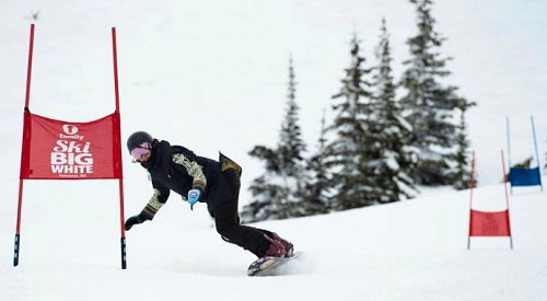 Another 6 cm of fresh snow for Big White