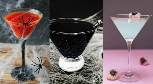 5 ghoulish cocktails to serve at your Halloween party this year