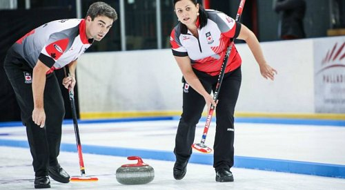A pair of international curling events are coming to Kelowna in 2020