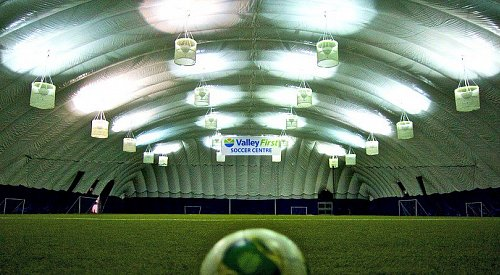 Grand opening announced for West Kelowna's multi-sport dome