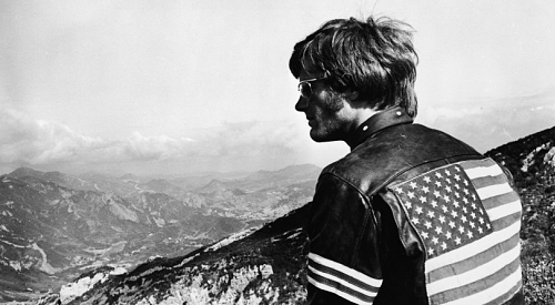Peter Fonda star of 'Easy Rider' dies at age 79