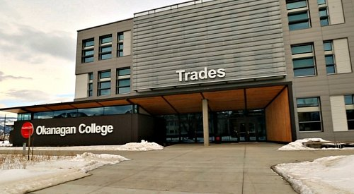 Okanagan College a leader in sustainable construction