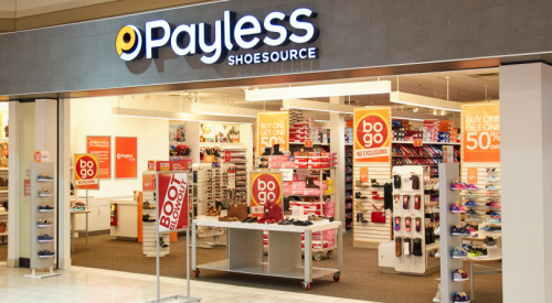 Payless ShoeSource closing all its North American stores including 248 in Canada