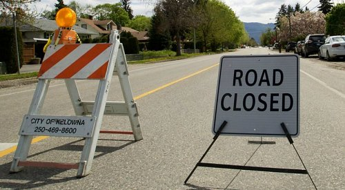 Lengthy closure planned for Stewart Road West
