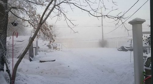 Entire provinces are under extreme cold weather alerts