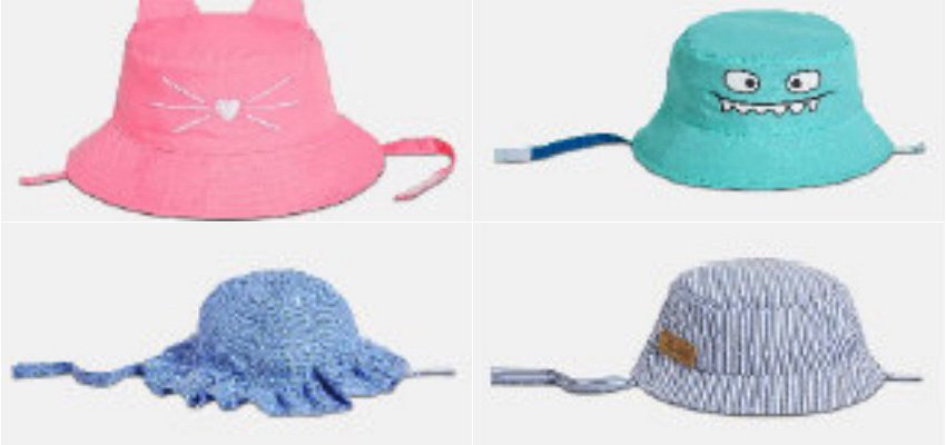 Joe Fresh baby sun hats recalled over fears they could pose choking hazard
